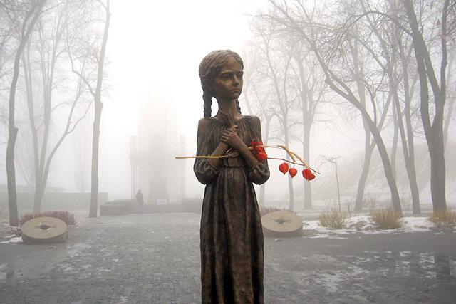 Голодомор в Україні очима свідків. Документальний фільм