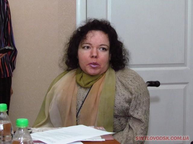 Олена Шаньгіна