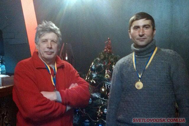 Зимний турнир по коротким нардам состоялся в Светловодске