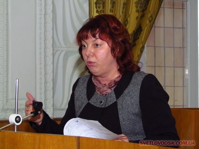Олена Балюк