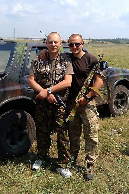 У зоні АТО загинув уродженець Світловодська Артем Носенко