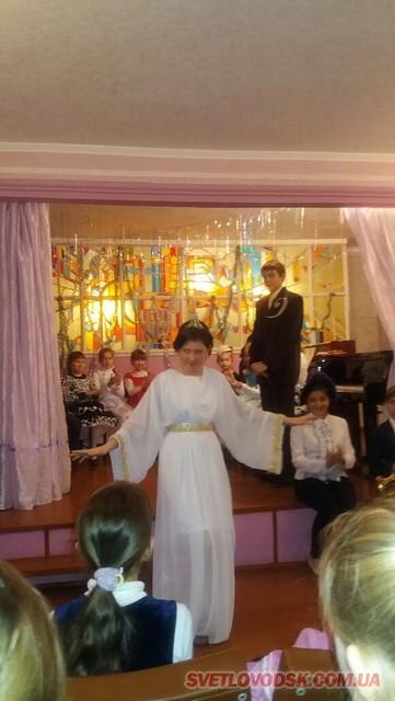 Пані Муза — Литвиненко Софія