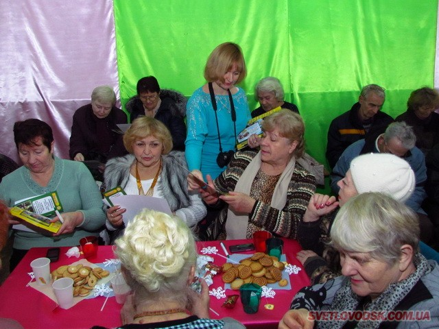 Новорічне свято у клубі «Серця назустріч»