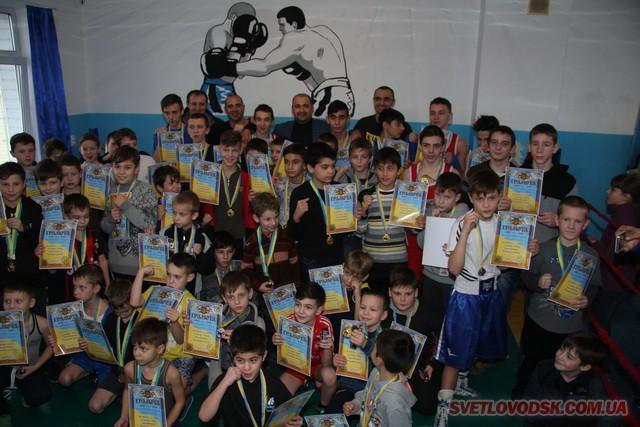 Турнір з боксу в «Атланті» — справжнє свято юності і спорту