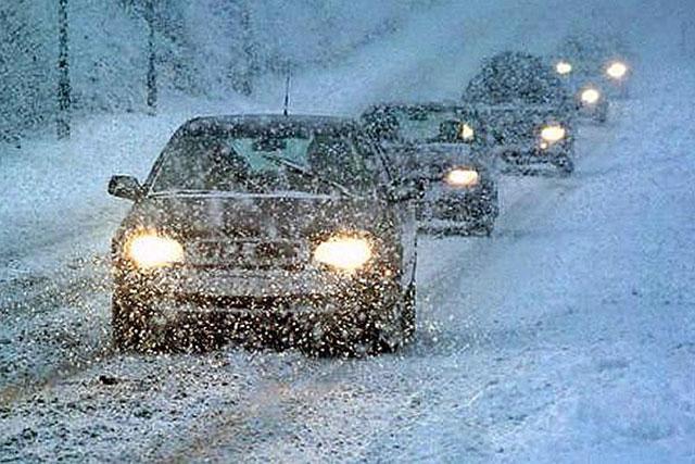 Поліція просить водіїв не планувати на вихідні поїздки на далекі відстані