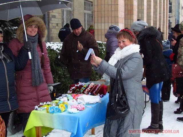 Гучно, весело і з розмахом святкували Різдво у Світловодську (УТОЧНЕНО)
