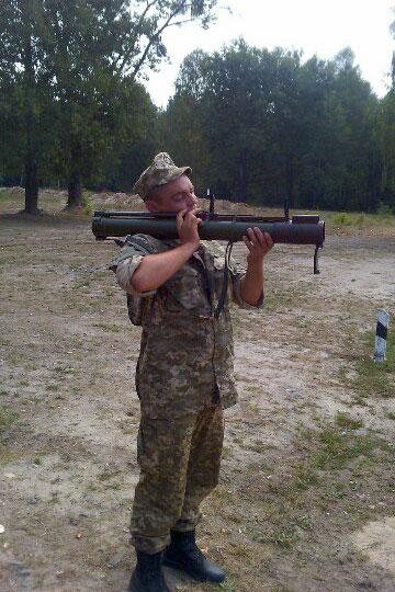 В зоні АТО загинув Віктор Аврамчук, який жив і працював у Світловодську