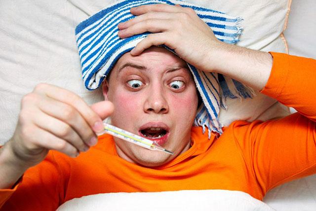 Захворюваність на грип та ГРЗ по місту зростає!