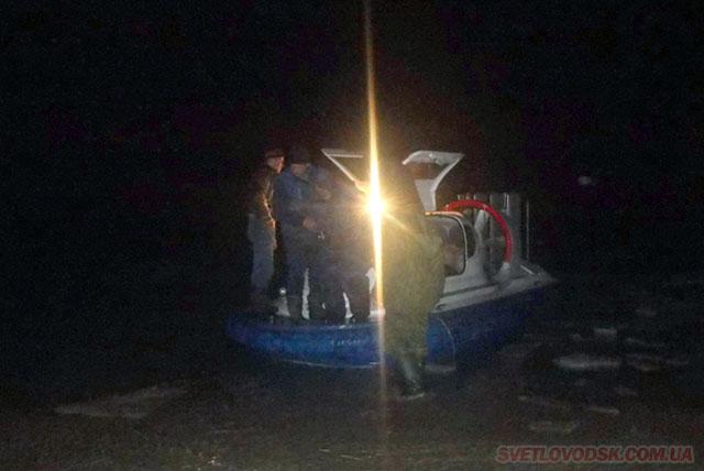 Біля села Нагірне врятовано 5 рибалок