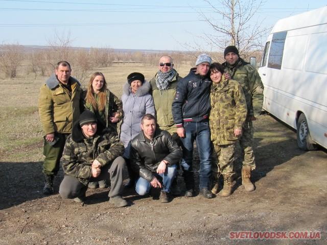 Волонтери Світловодська: Наша боротьба триває! Разом переможемо!