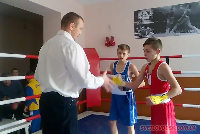Світловодські спортсмени продемонстрували гідний бокс у Кіровограді