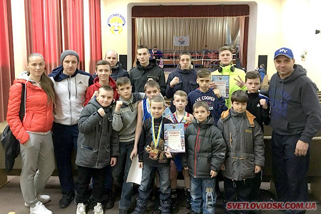 """Воспитанники """"Легиона"""" достойно показали себя на соревнованиях в Миргороде"""