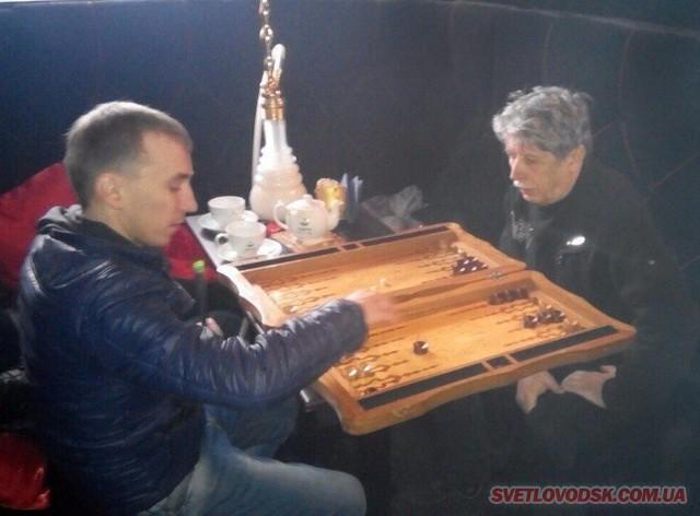 В Светловодске состоялся весенний турнир по коротким нардам