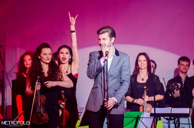 """АФИША: Симфонический оркестр """"Hardy Orchestra"""" впервые в Светловодске с программой """"I LOVE ROCK'N'ROLL"""" (КОНЦЕРТ ОТМЕНЕН)"""