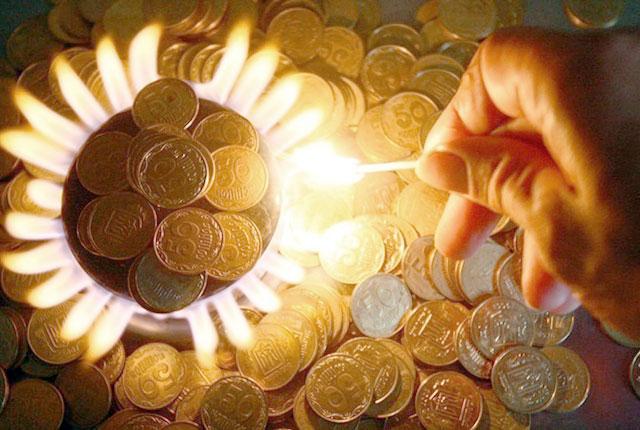 Світловодці «заборгували» за газ 1 млн. 400 тис. грн. через невірні норми споживання