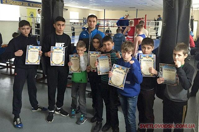 Світловодські боксери продовжують здобувати перемоги!