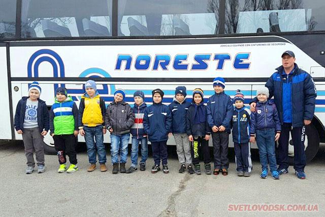 Футболисты из Светловодска принимают участие в ХХІ международном турнире в Ужгороде
