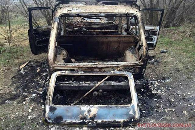 Першоквітневий «жарт» — у Світловодську викрали машину депутата райради