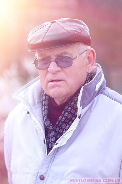 Про вшанування пам'яті громадського діяча м. Світловодська Віталія Куцевича