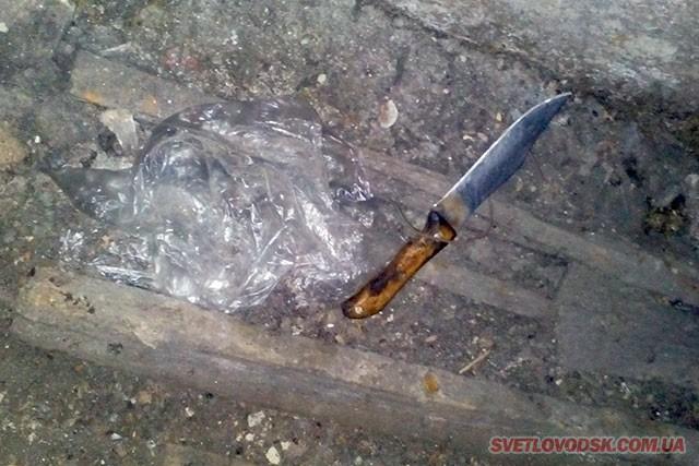 Правоохоронці спіймали на місці злочину крадія телефонного кабелю