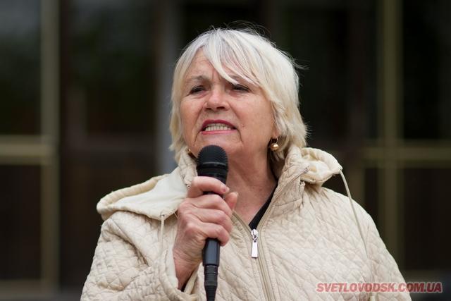 Людмила Павловська