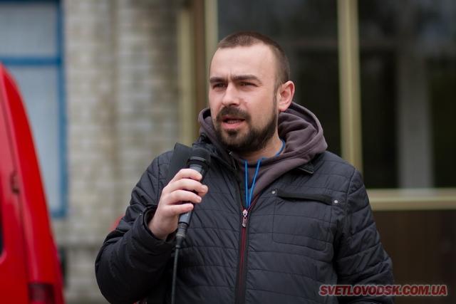 Михайло Калюжний
