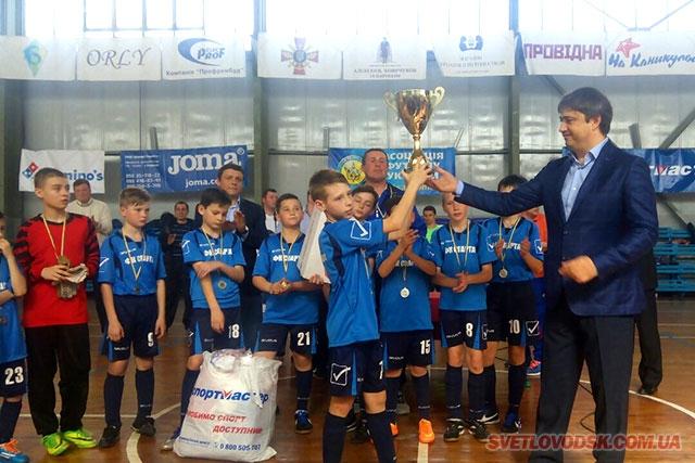 Світловодська команда виборола срібло на чемпіонаті України з футзалу