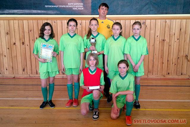 Перемога команди ЗШ №8 «Власівчанка» у Чемпіонаті України з футзалу серед дівочих команд