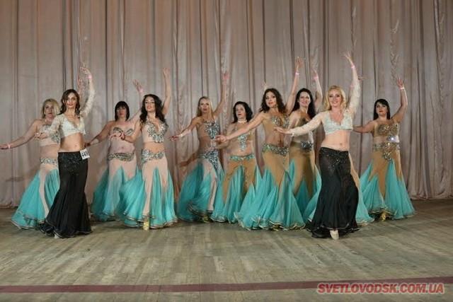 Вісім призів студій східного танцю «Сальсабіль» та «Жасмін»
