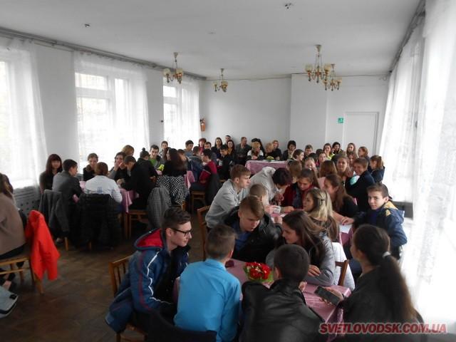 Інтелектуальна гра «Люби Україну – люби Кіровоградщину»