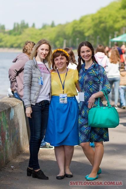 """Туристичний фестиваль """"Світловодщина-2016"""" — світла мить в культурному житті міста"""