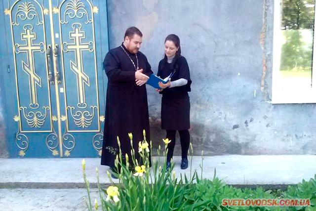 Володимир Цоуфал про проект «Духовно – Медичного Центру»
