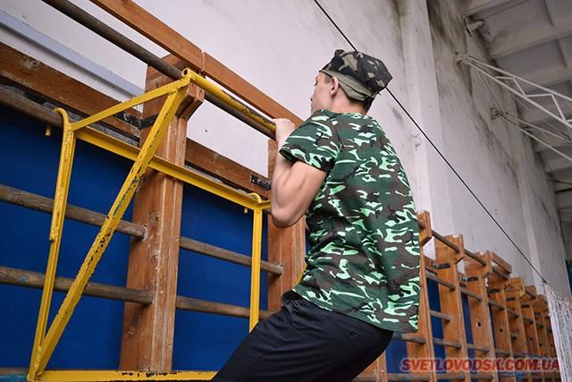 ЦВПВ інформує: «Міський етап військово-патріотичної козацької гри «Джура»