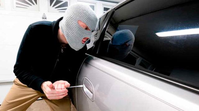 Благодарность работникам полиции за оперативный розыск угнанного автомобиля