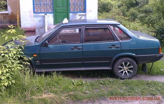 Поліцейські Кіровоградщини за підозрою у скоєнні розбійного нападу затримали двох жителів сусідніх областей