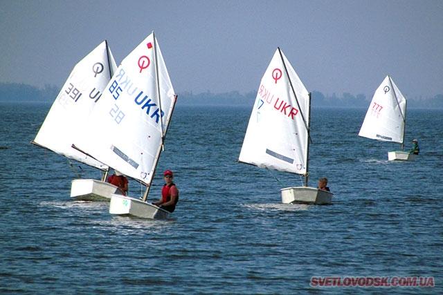 Всеукраїнські змагання з вітрильного спорту «Вітрила надій»