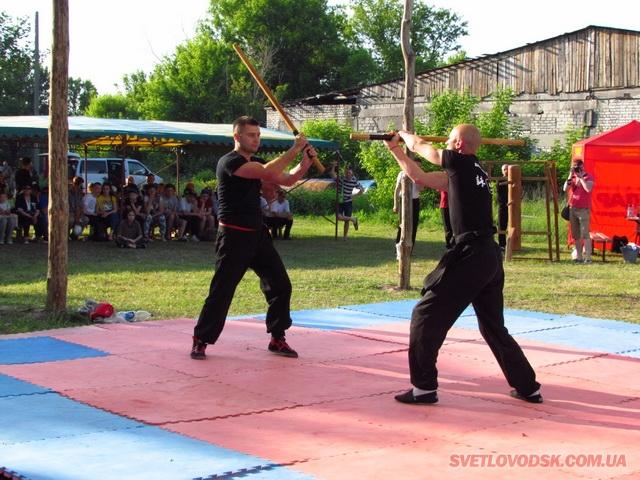 Турнір з китайського боксу відбувся на Власівці