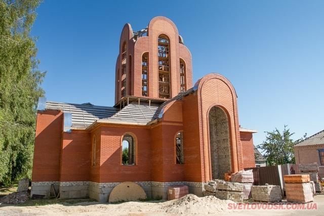 Храмове свято у церкві святих апостолів Петра і Павла