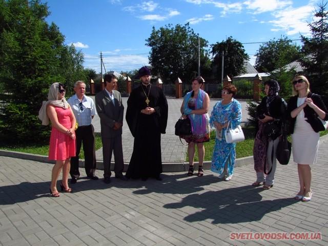 Свято-Покровський Собор об'єднав журналістів