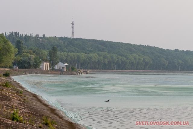 Очищать Кременчугское водохранилище реально — как собирать сине-зеленые водоросли?