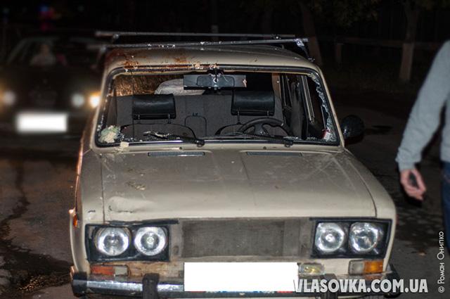 П'яний за кермом автомашини ВАЗ 2106 збив велосипедистку у селищі Власівка