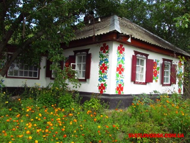 На Світловодщині створили першу зелену садибу (ДОПОВНЕНО)