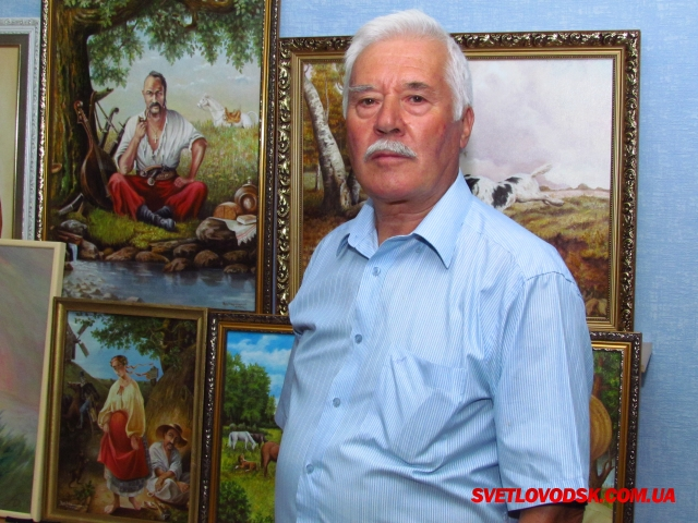Виставка «Гармонія душі» відкрилася у просвітницькому центрі Свято-Покровського Собору (ДОПОВНЕНО)