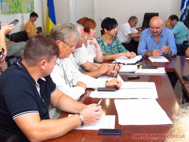 Засідання виконкому розпочалося із вшанування пам'яті двох Героїв українсько-московітського протистояння (ДОПОВНЕНО)