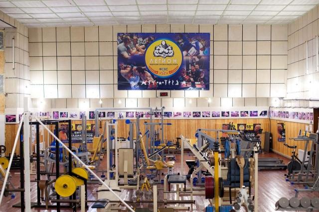 """Федерация Силовых видов спорта """"Легион"""" приглашает в самый большой тренажерный зал города!"""
