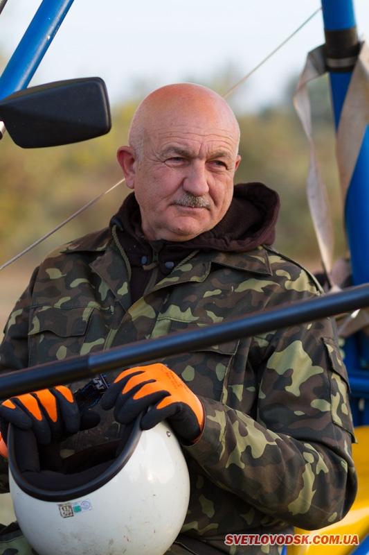 З днем народження, Юрію Олександровичу!