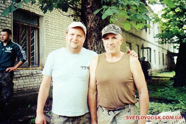 Віктор Кіяшкін — до Збройних Сил України — за покликом серця