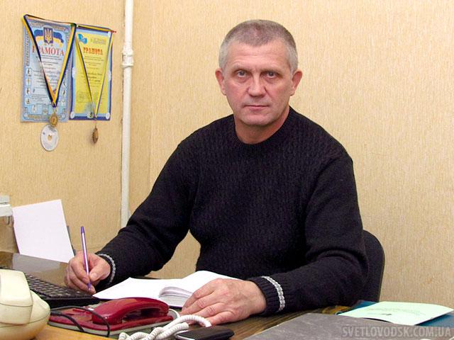 Обов'язки начальника Управління освіти покладено на Сергія Добролевського
