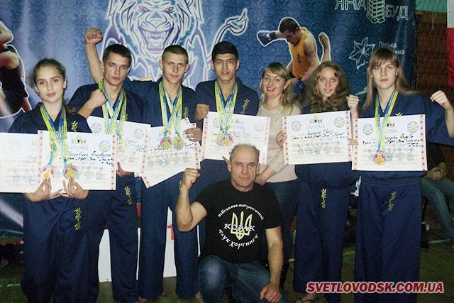 Хортингісти Світловодщини — чемпіони світу!