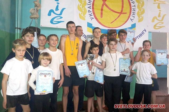 Павлівські хортингісти — володарі «Кубка голови РДА»